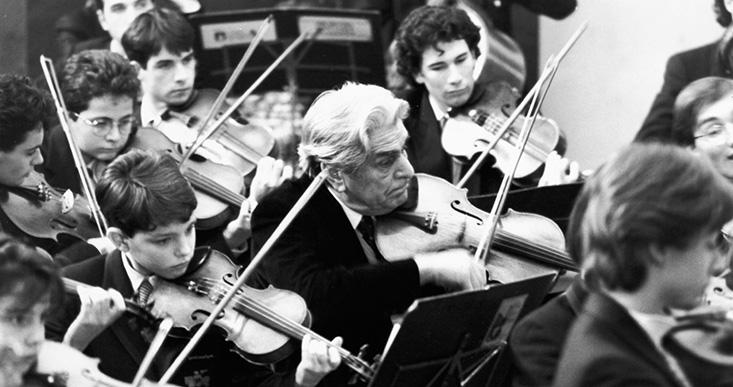 Concerto a Fiesole con l'orchestra dei ragazzi